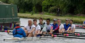 M3 Fellows' boat