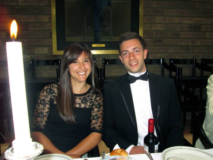 Sponsorship Officers: Iva Cek and Danny Houslay