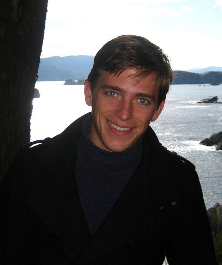 Men's Vice-Captain: Laurens Geffert