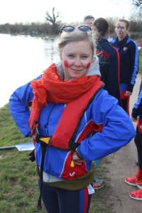 Women's Lower Boat Captain: Karoliina Pulkkinen